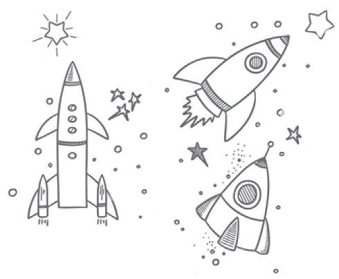 Criptium Spaceships